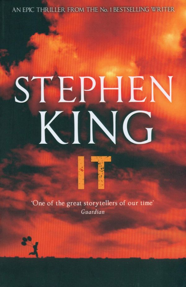 IT by Stephen King a horror free e-book to read online