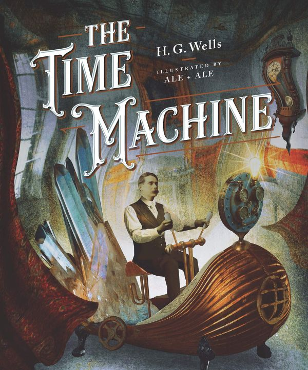 The Time Machine a sci-fi books to read online