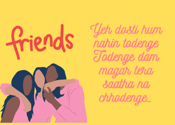 friendship day messages image