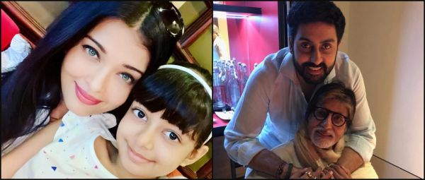 After Amitabh And Abhishek, Aishwarya and Aaradhya Bachchan Test Positive For COVID-19