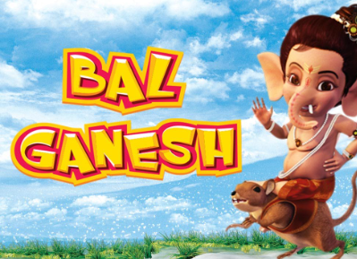 Bal Ganesh - Animated Hindi Movies To Watch With Family