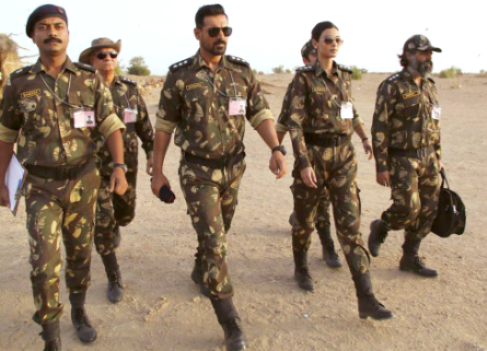 Action Bollywood Family Movies : Parmanu: The Story Of Pokhran