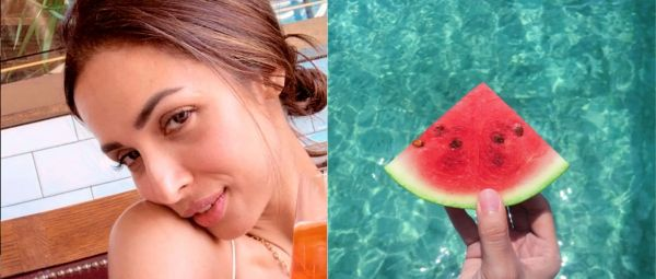 7 Beauty Products To Give Your Skin A Burst Of Water(melon)!