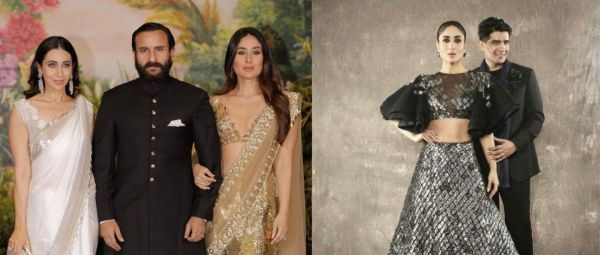 10 Gorgeous Indian Wear Looks That Prove The Kapoor Sisters' Love For Manish Malhotra