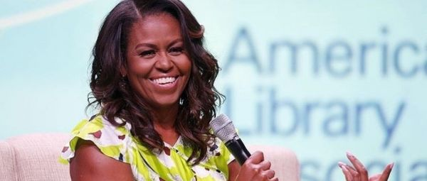 Just What We Needed! Michelle Obama Is Launching A Podcast Soon & We Can't Keep Calm