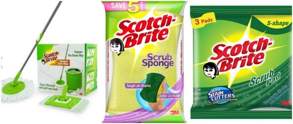 We Need To Make Packaging Gender-Neutral: Scotch-Brite Responds To Flak Over Sexist Logo