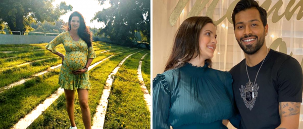 Hardik Pandya & Natasa Stankovic's Maternity Pictures Are Just What You Need To See Today