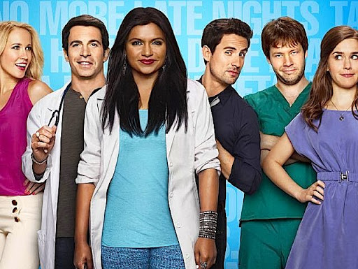 The Mindy Project - amazon prime series