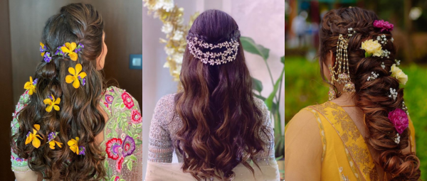 Parlour Wali Didi Who? 12 Easy Braided Hairstyles You Can Make Yourself On Your Mehendi
