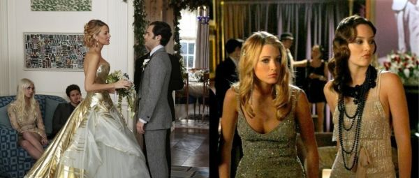 25 Stunning Couture Looks From Gossip Girl Which We Will Now Be Dreaming About, XOXO