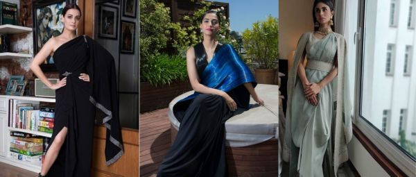 The Bollywood-Approved Off-Beat Sarees So Fine, You Will Not Want To Wear Anything Else