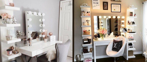 Chic Ways You Can Give Your Beauty Corner An #InstaWorthy Upgrade!