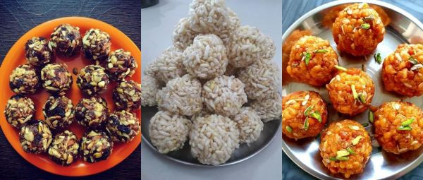Paushtik Ladoo Recipe In Marathi