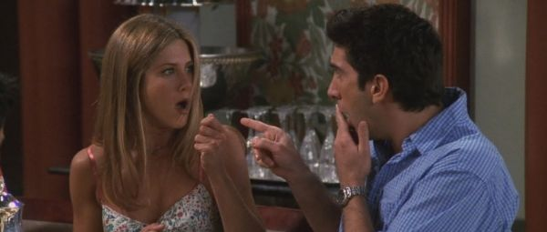 Oh My God! Ross Finally Settles The 'We Were On A Break' Debate After Two Decades