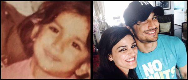 Sushant Singh's Sister Shares Childhood Pictures & Reminisces The Old Good Days