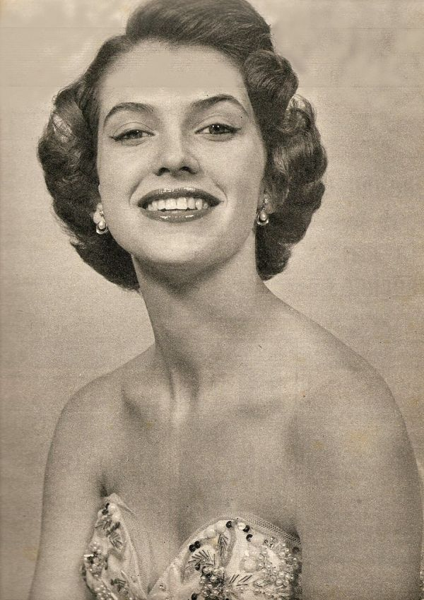 May-Louise Flodin was the second miss world winner
