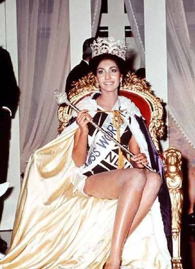 Reita Faria was first to win the title of Miss World from India