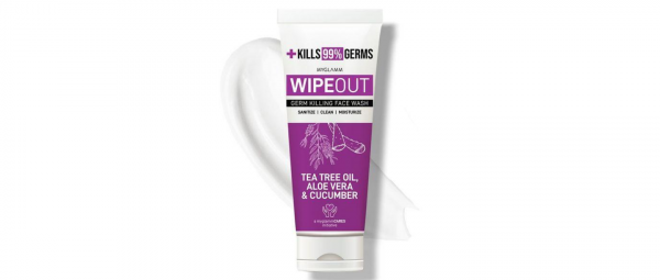 A Beginner's Guide To Happy, Clean Skin With The WIPEOUT Germ Killing Face Wash