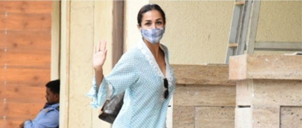 Malaika Arora's Latest Outing In This OOTD Was Easy Like A Day Breeze!