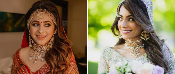 7 Brides Who Ditched The Bun & Flaunted Their Luscious Long Locks!
