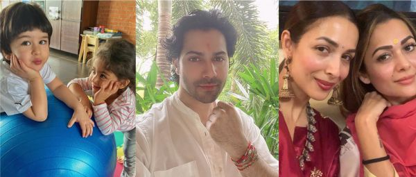 Raksha Bandhan In The Time Of Corona: B-Town Floods Social Media With Some Sibling Love