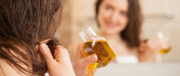 This DIY Hot Oil Treatment Will Bring Your Sexy Curls Back To Life