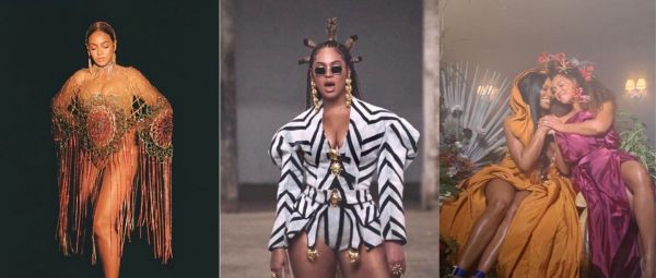 Whatever You Do, Don't Miss The Visual Fashion Treat That Is Beyoncé's Black Is King