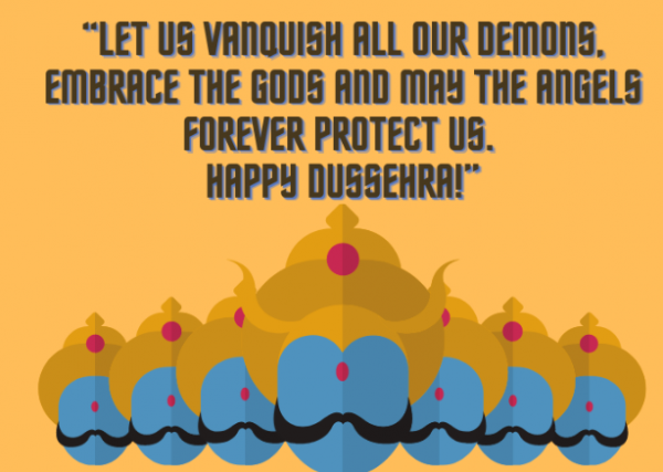 dussehra quotes to celebrate the festival