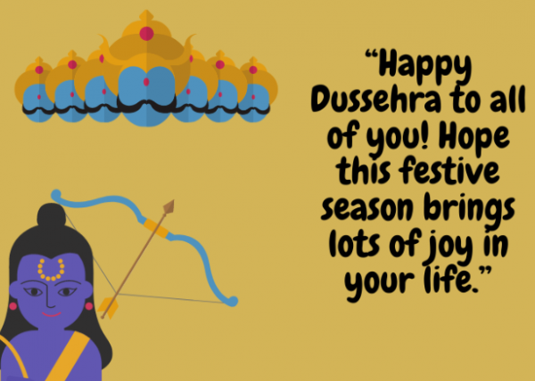 dussehra status for whatsapp