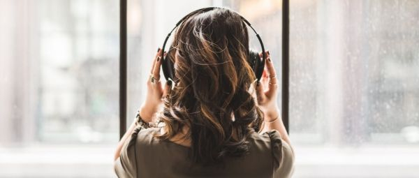 Music To Our Ears: Audio Erotica Is The Newest Self Care Tool And We Can't Wait To Try It!