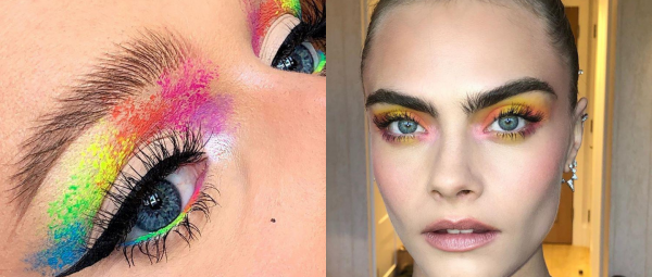 This Eye Makeup Trend Is On Every 'It' Girl's Beauty List & Here's How You Can Recreate It