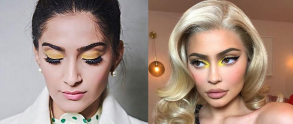 Brighter Than Sunshine: Yellow Is The Hottest Pick For End-Of-Summer Eye Makeup Trends