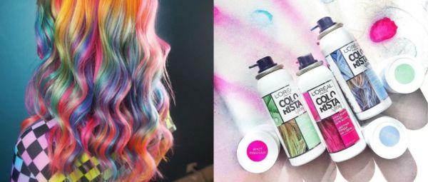 From Sun-Kissed Highlights To Touch-Ups: The Best Hair Colouring Sprays For You!