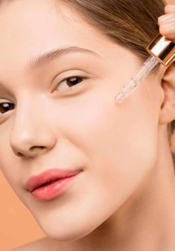 Face serums for normal skin