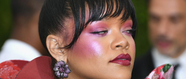 Drape It Like It's Hot: Have You Tried This Rihanna-Approved Makeup Technique Yet?