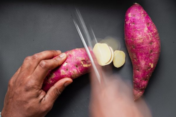 sweet potatoes to boost your immune system