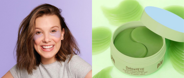 What Is This Hype Around Under-Eye Gel Patches That Celebs Are All Over? Let's Find Out!