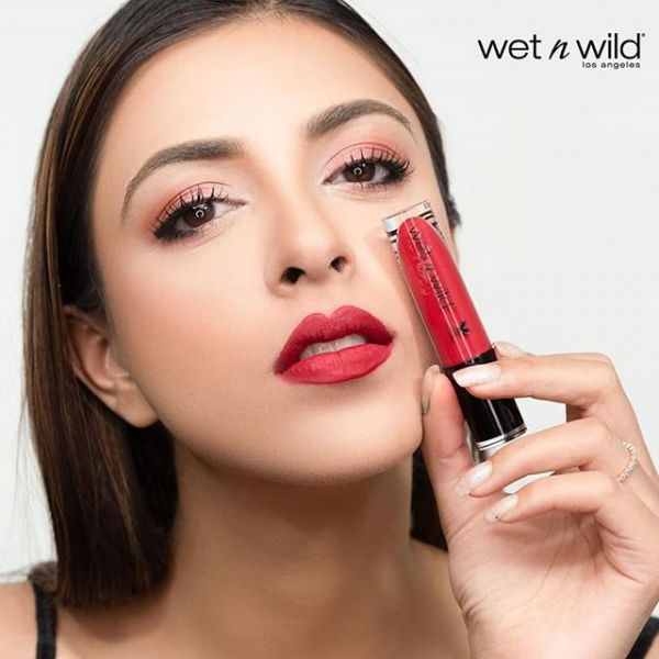 Let Your Lips Do All The Talking With The Wet n Wild Catsuit Matte Lipstick