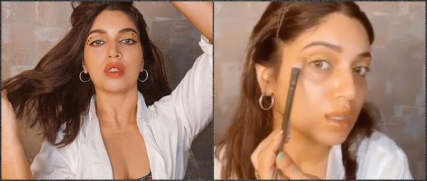 Bhumi Pednekar Just Gave Influencers A Run For Their Money By Posting A Gorg Tutorial