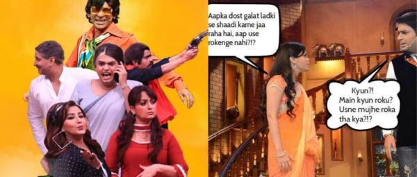 Stars, Masala, Sab Kuch Dala & Then Great Indian Comedy Shows Found Heap Loads Of Sexism