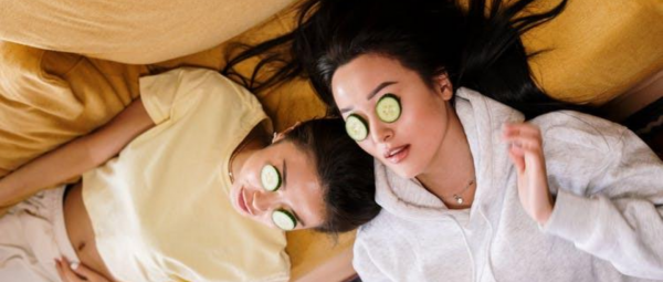 Your Skin's New BFF: The Calming & Refreshing Beauty Benefits Of Cucumber You Didn't Know