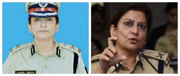 Meet Charu Sinha, The First Female IPS Officer To Head CRPF's Srinagar Sector