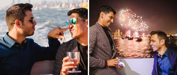 Love At First Sight: The Adorable Love Story Of This Gay Couple Is Beautiful Beyond Words!
