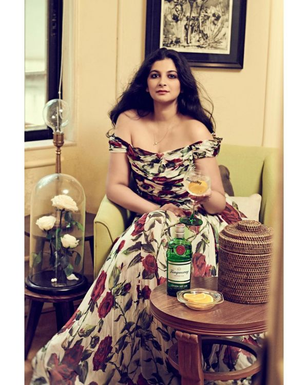 Rhea Kapoor In A Dolce & Gabbana Outfit