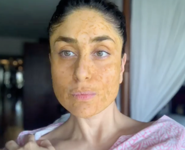 Kareena Kapoor Homemade Pack