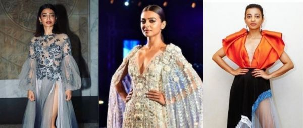 Hot Damn! 10 Times Radhika Apte Blew Our Minds With Her Risqué Fashion Choices