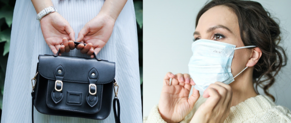 #StaySafe: 6 Essentials To Keep In Your Bag If You're Stepping Out During The Pandemic