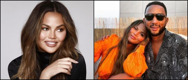 Chrissy Teigen Just Revealed The Beauty Treatment She Uses To Calm Pregnancy Headaches