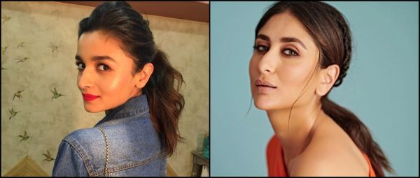 Bollywood Diva Style: 5 Simple Ways Of Glamming Up Your Boring Ponytail