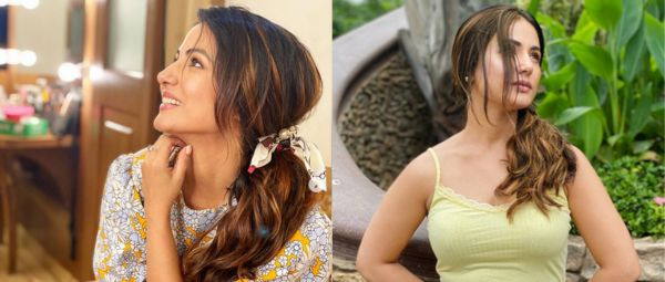 Hina Khan Is Still Holding On To The Summer Florals & It's Making Our Heart Bloom